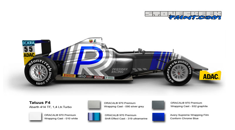 Priessner Racing - Abarth F4